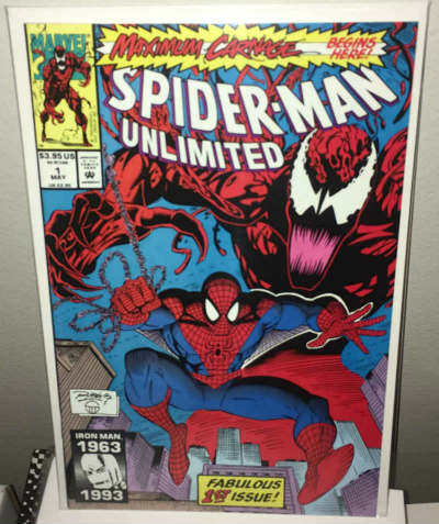 spider-man-unlimited-#1