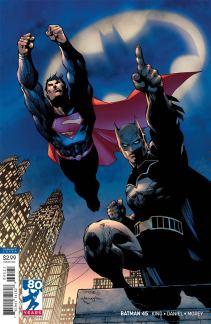 Batman Vol 3 #45 Cover B Variant Jim Lee Cover