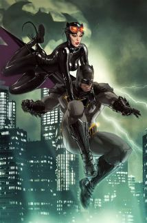 Batman Vol 3 #46 Cover B Variant Kaare Andrews Cover