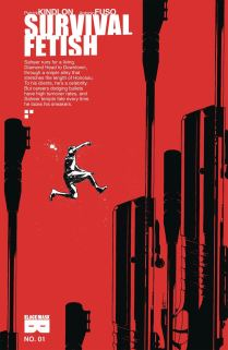 Survival Fetish #1 Cover A Regular Antonio Fuso Cover
