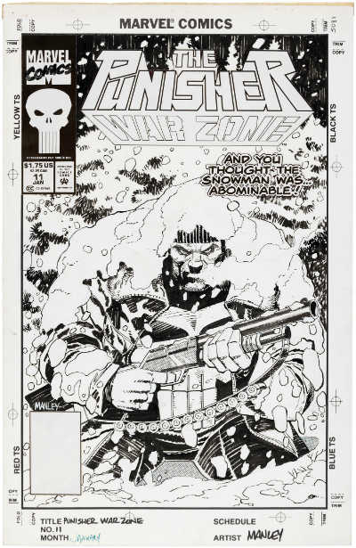 punisher-war-zone-11-1993-cover-by-mike-manley