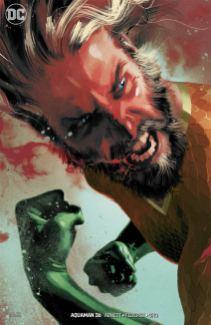 Aquaman Vol 6 #36 Cover B Variant Joshua Middleton Cover