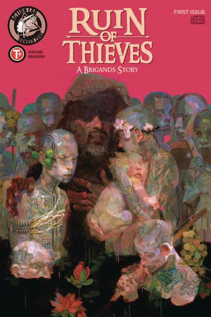 Ruin Of Thieves A Brigands Story #1 Cover A Regular Sumit Kumar Cover