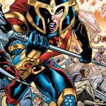 Big Barda… and a couple other Female Furies