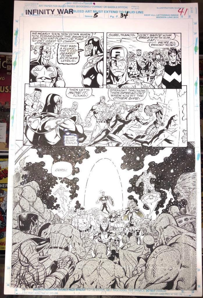 infinity-war-5-1992-page-34-by-ron-lim-al-milgrom