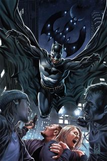 Detective Comics Vol 2 #982 Cover B Variant Mark Brooks Cover