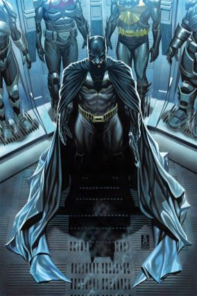 Detective Comics Vol 2 #983 Cover B Variant Mark Brooks Cover