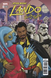STAR WARS LANDO DOUBLE