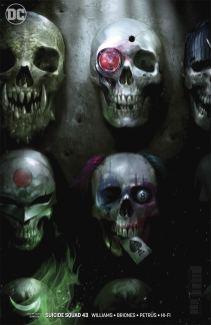 Suicide Squad Vol 4 #43 Cover B Variant Francesco Mattina Cover