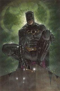 Batman Vol 3 #51 Cover B Variant Kaare Andrews Cover