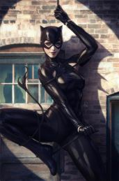 Catwoman Vol 5 #1 Cover B Variant Stanley Artgerm Lau Cover