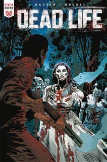Dead Life #1 Cover B Variant Joan Urgell Cover