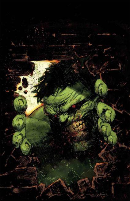 Immortal Hulk #2 Cover B Incentive Gerardo Zaffino Variant Cover