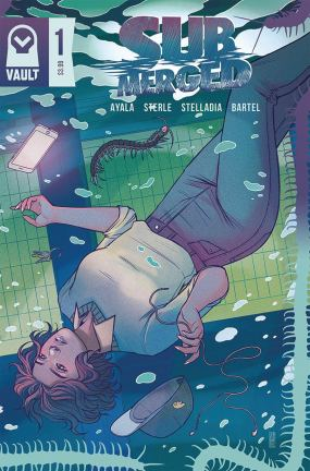 Submerged #1 Cover A Regular Jen Bartel Cover