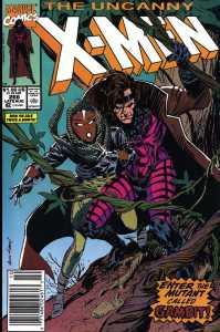 Uncanny X-Men 266 Cover