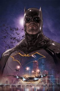 Batman Vol 3 #53 Cover B Variant Kaare Andrews Cover