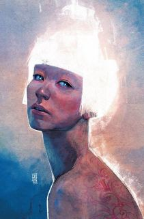 Pearl #1 Cover B Variant Alex Maleev Cover
