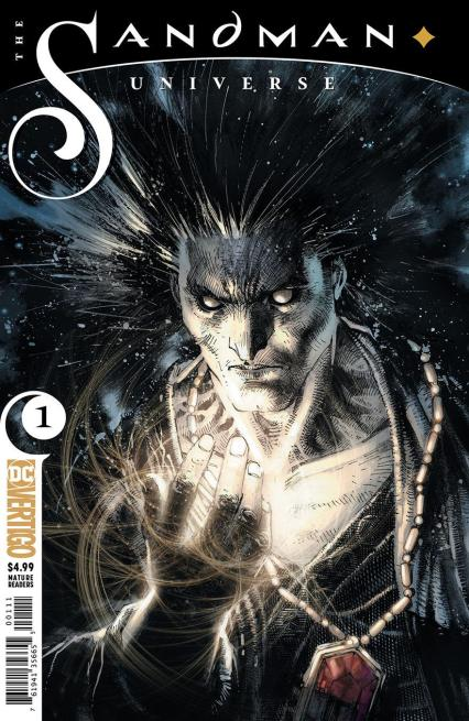 Sandman Universe #1 Cover C Variant Jim Lee Cover