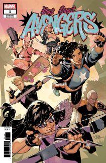 West Coast Avengers 1 Dodson