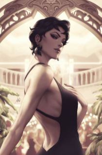 Catwoman Vol 5 #3 Cover B Variant Stanley Artgerm Lau Cover