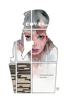 Cover #1 Cover A Regular David Mack Cover