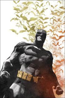 Batman Secret Files Vol 2 #1 Enhanced Foil Cover