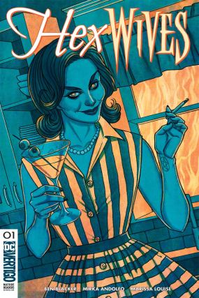 Hex Wives #1 Cover B Variant Jenny Frison Cover