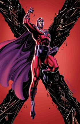 X-Men Black Magneto #1 Cover A Regular J Scott Campbell Cover