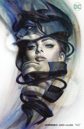 Catwoman Vol 5 #5 Cover B Variant Stanley Artgerm Lau Cover