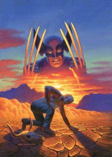 Dead Man Logan #1 Cover E Incentive Greg Hildebrandt Variant Cover