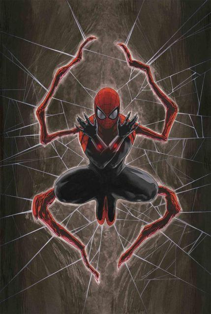 Superior Spider-Man Vol 2 #1 Cover A Regular Travis Charest Cover