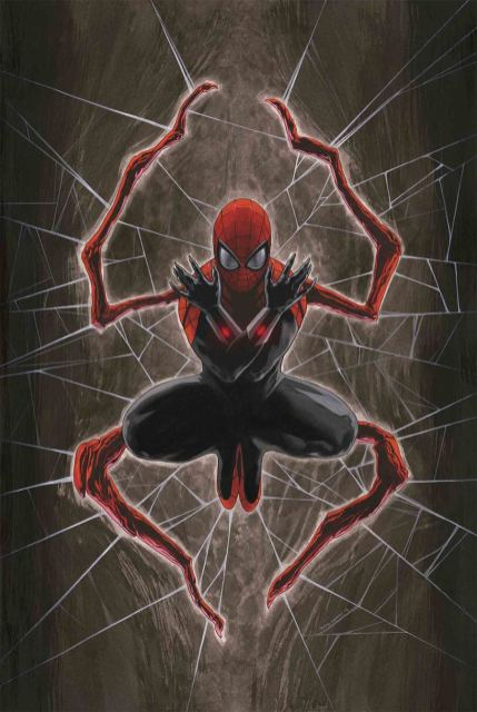 Superior Spider-Man Vol 2 #1 Cover A Regular Travis Charest Cover