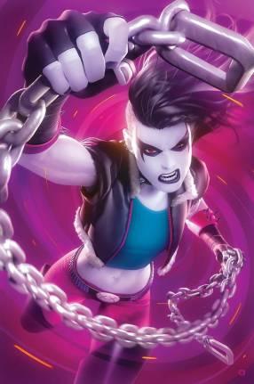 Teen Titans Vol 6 #25 Cover B Variant Alex Garner Cover