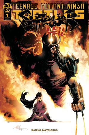 Shredder in Hell #1 Incentive Albuquerque Variant