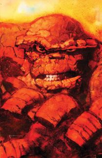 Fantastic Four Vol 6 #6 Cover F Incentive Bill Sienkiewicz Variant Cover