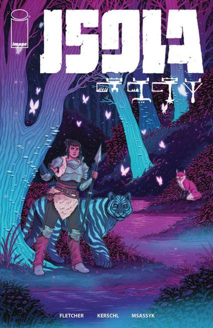 Isola #6 Cover B Variant Jen Bartel Cover