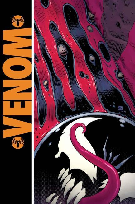Venom Vol 4 #11 Cover C Variant Dave Gibbons Cover