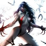 WINNERS ANNOUNCED : VAMPIRELLA VALENTINES DAY SPECIAL #1 MATTINA VIRGIN COVER GIVEAWAY CONTEST
