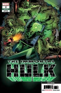 Immortal Hulk 4th print