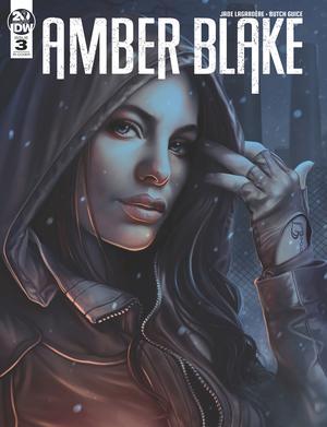 Amber Blake 3 incentive