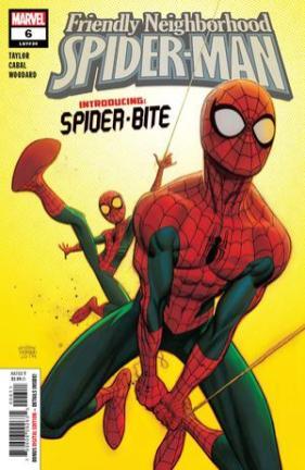 Friendly Neighborhood Spiderman 6