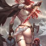 CBSI GIVEAWAY CONTEST : SILENT PARTNER COMICS RED SONJA BIRTH OF SHE DEVIL #1 VARIANT