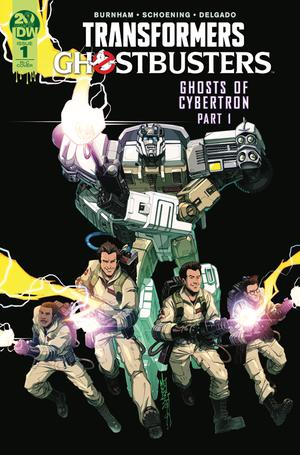 Transformers Ghostbusters 1e
