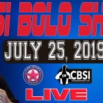 The CBSI BOLO Show July 25, 2019