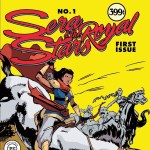 CBSI COMICS VARIANT : SERA AND THE ROYAL STARS