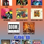 Hot and Cold Comic Book List August 21, 2019