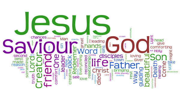 jesus-wordle