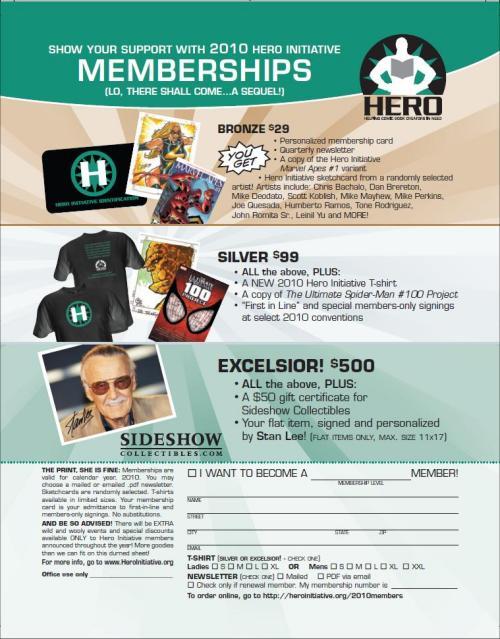 Hero Initiative 2010