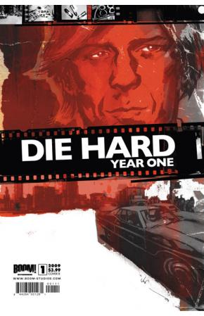 Die Hard: Year One Cvr B