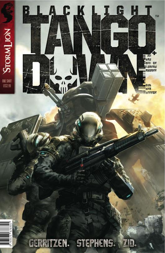 Blacklight Tango Down Comic Review Comicbookjesus